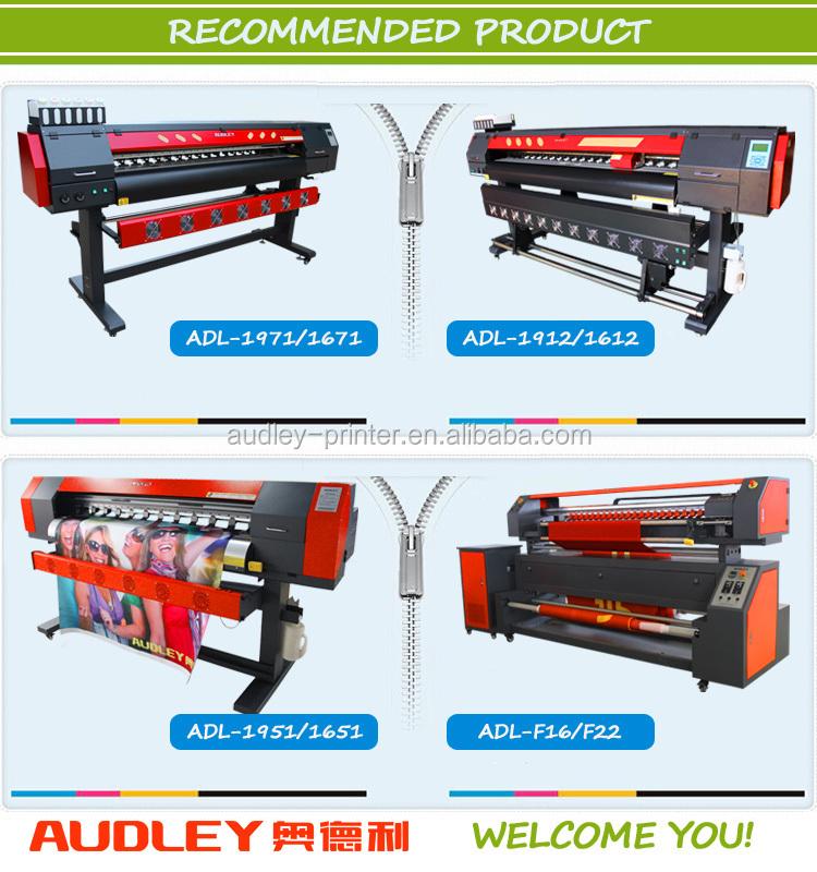1.8meters Small Size Printer Eco Solvent Flex Printing Machine ...