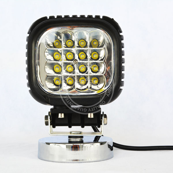 Excellent quality and Reasonable price 48w led working lamp 12V 24V work light for cars/ trucks/ motorcycles/ forklift