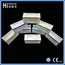 Best Price High Quality CE ISO FDA Disposable CATGUT/ SILK /NYLON Suture