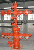 Wellhead Equipment X-mas Tree Assy for oil drilling Wellhead Christmas Tree
