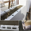 enviromental protection eps polystyrene foam ICF block for construction