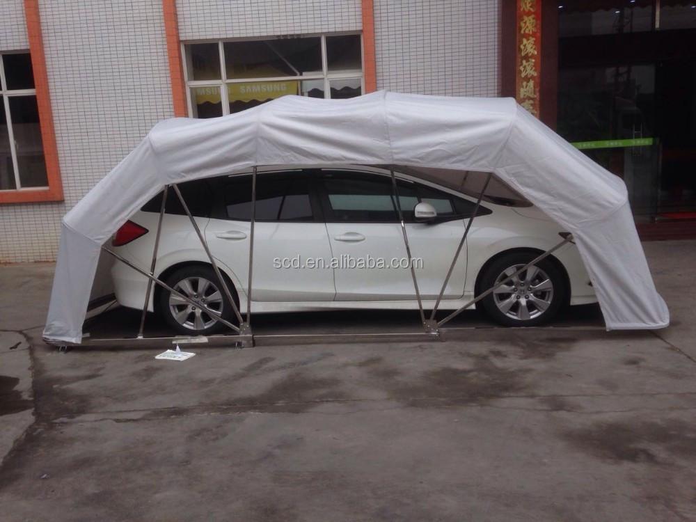 Parasol tanche moto pliable voiture tente pour vente for Garage ww auto