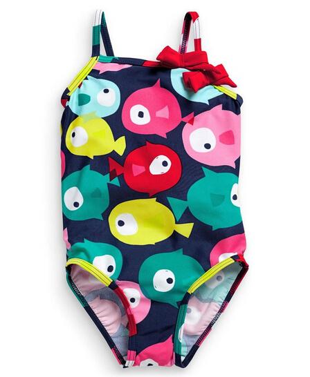 c6f0a6c0b251b Get Quotations · Fashion Infant Bathing Suits Hot Summer Style Girls Baby  Swimwear One-Piece Swim Suit UV