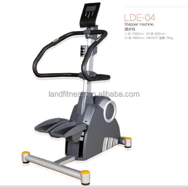 land lde04 stepper gym walking machinemountain climbing