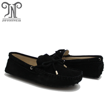 5001 black casual driving moccasin men shoes