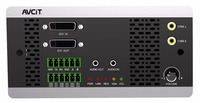 IP-based DVI Video Wall Controller/Processor Support IP Camera By CAT Cable Support CVBS Audio Video Signals IR IO RS232 RS485