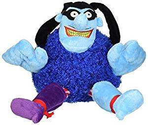 Factory Entertainment The Beatles Yellow Submarine: Chief Blue Meanie Collectible Plush by Factory Entertainment