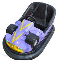 Happy Play Equipment Bumper Cars For Sale