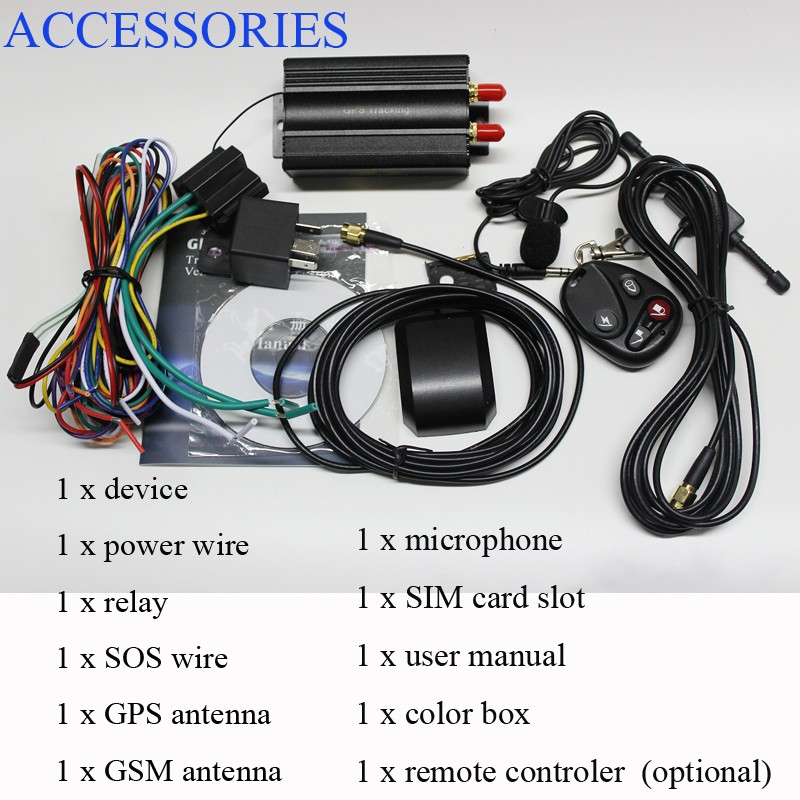 HOT mini GPS/SMS/GPRS tracker TK103A vehicle car real time tracking device system usb stick gps tracker