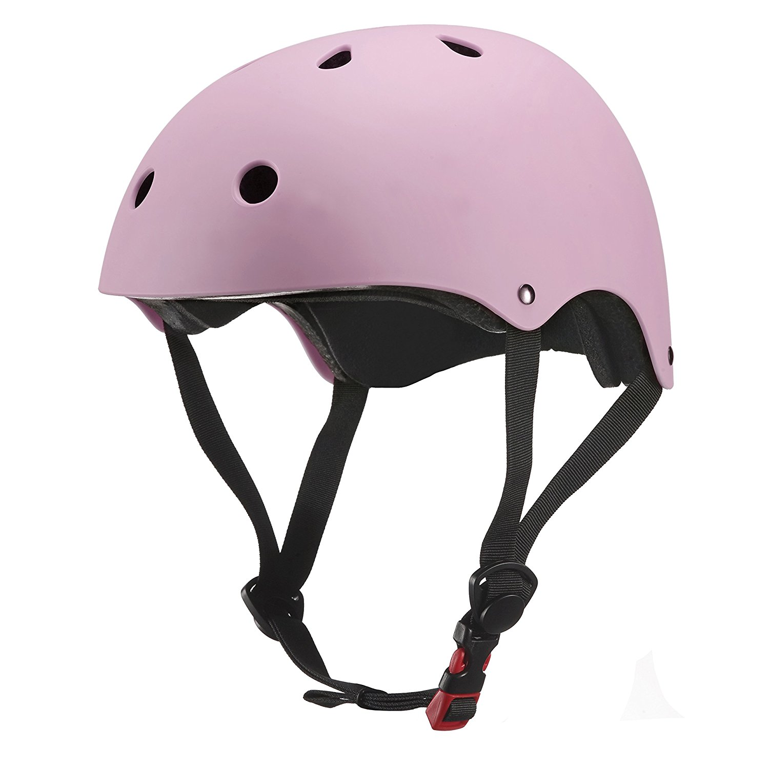 d220ba2dd14 Get Quotations · Dostar Kids Bike Helmet – Adjustable from Toddler to Youth  Size, Ages 3-10