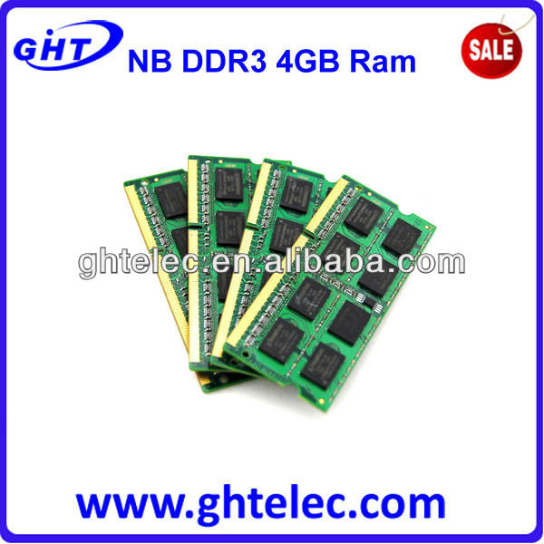 Cheap cash registers full compatible laptop ddr3 4gb 1333