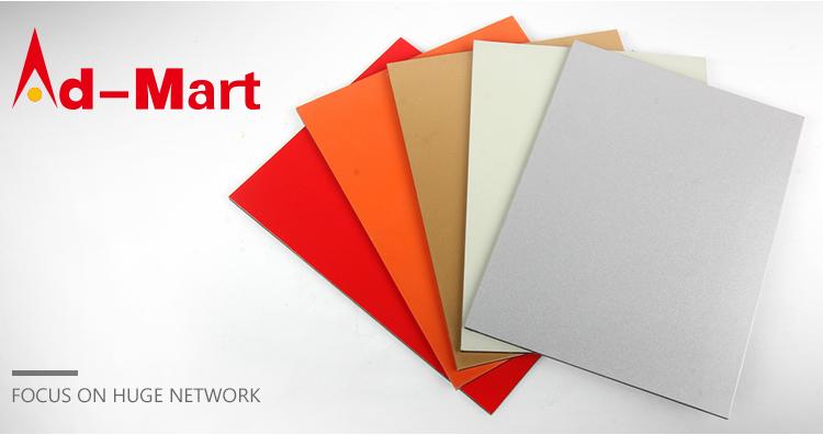 Alpolic Sheets Board Factory Price/aluminum Plastic