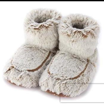 Diffe Style Heated Slippers Boots For Lady Microwave Hot Socks Wheat Bag Feet Warmers Slipper
