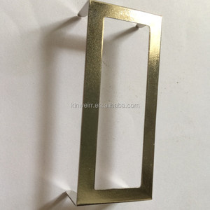 Wholesale High Quality Metal Label Holder For Shelf