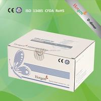 Blood analysis system type High sensitivity D-dimer quantitative rapid test