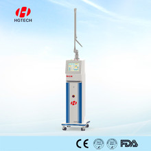 2017 new arrival dual fractional rf medical effective medical co2 laser with CE certificate