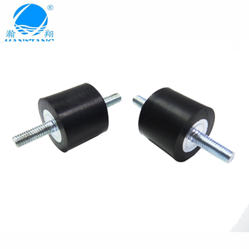 High quality generators anti vibration M8 rubber damper mount for equipment/machine made in china