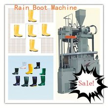 Automatic PVC rain boot injection moulding machine