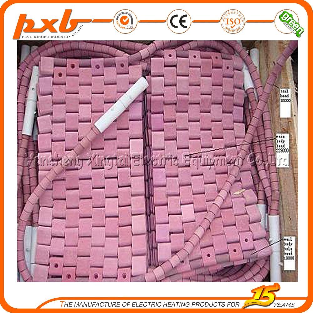 China Supplier Ceramic Heat Mat Alumina Heating Pad 80v,3.6kw ...