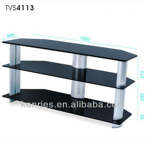 3 Tier Black Glass Tv Stands 3 Tier Black Glass Tv Stands Suppliers