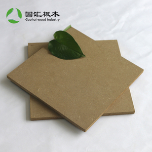 china factory supply 2.7mm thickness waterproof medium density fibreboard for table making