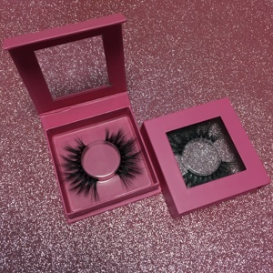 own brand mink 3d lashes new style 27mm eyelashes with private label eyelash packaging box