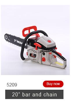 Tmaker China 52cc 5200 2 Takt Benzine Elektrische Kettingzaag