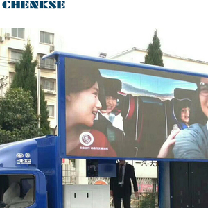 Full color SMD P6 P10 P8 Tuck usage or advertising video wall outdoor led display
