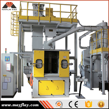 MAYFLAY Hot Sale Shot Blast Machine For Bundled Coiled Wir
