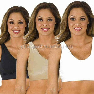 7 colors OEM ahh sports bra seamless ahh bra 7016