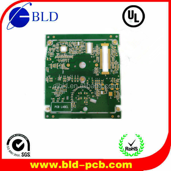 High Quality PCB with fr4 pcb white solder color