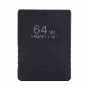 HOT 64MB 64M Memory Card Save Game Data Stick Module For Sony PlayStation 2 PS2 High Speed Micro Game Process Saver Memory Card