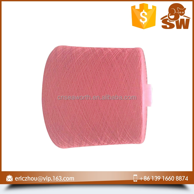 China supplier eco friendly recycle wool yarn