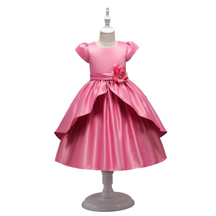 Venta Al Por Mayor Como Hacer Un Vestido Princesa Para Niña
