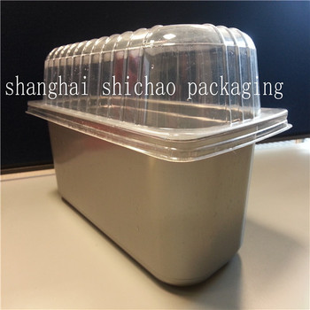 5 L Plastic Ice Cream Container With Doom LidIce Cream Containers
