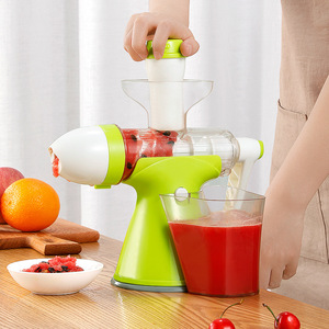 Easy Use Hand Operated Manual Juicer Extractor Orange Fruit Squeezer for Lemon