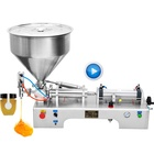 G1WTD Semi automatic ice cream water liquid honey juice sauce soft drink tomato paste filling machine