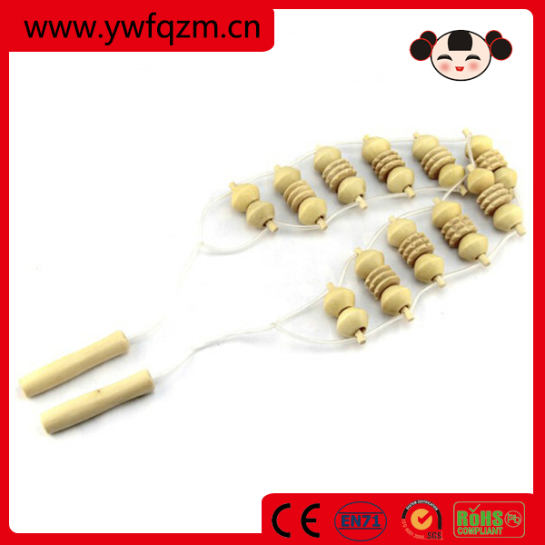 It's very comfortable to use back roller 3d back massager hook