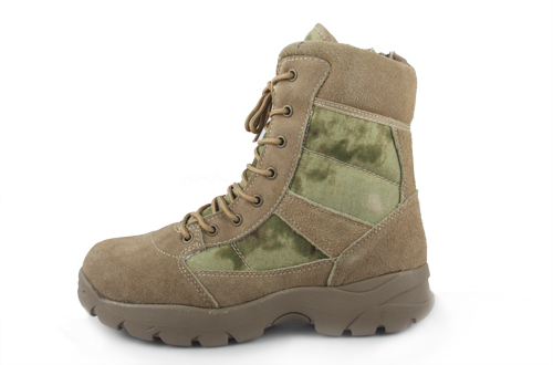 Low Factory Price Military Camouflage Boots