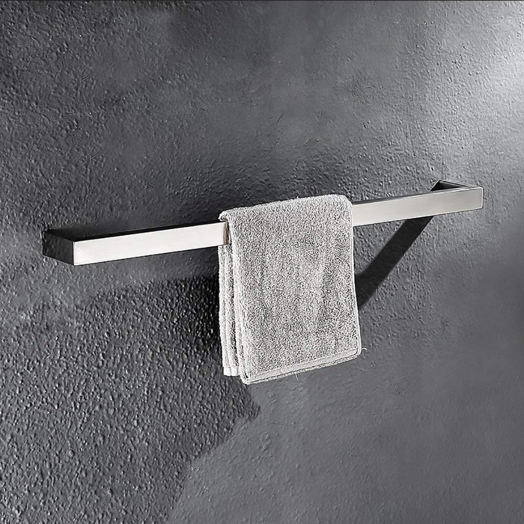 ZBB Towel rack towel rack/multi-function printer SUS304 stainless steel towel holder towel storage bathroom wall towel racks, towel rails for bath rooms