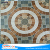 Tiles from China round design ceramic floor tiles 40X40 digital printing tiles for exterior floor