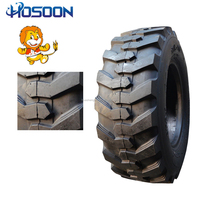 tyres made in china 14-17.5 skid steer tire/skid steer tire rims 10-16.5