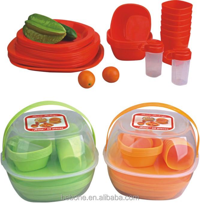 food safe outdoor western colorful plastic kids picnic dinnerware sets  sc 1 st  Alibaba & Food Safe Outdoor Western Colorful Plastic Kids Picnic Dinnerware ...