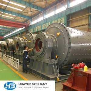 China supplier dry ball mill with lower price
