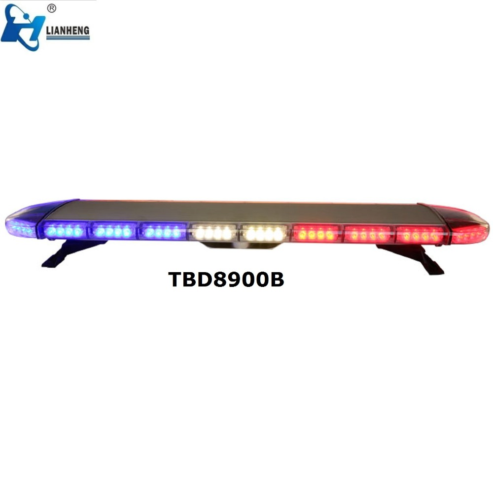 24V strobe lightbar amber led lightbar led warning strobe lightbar