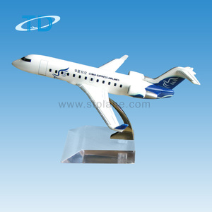 CRJ-200 1/200 15cm China Express Airlines metal scale model airplane