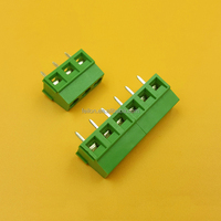 Equivalent degson dg127-5.0/5.08 PCB screw wire connector soldering terminal block