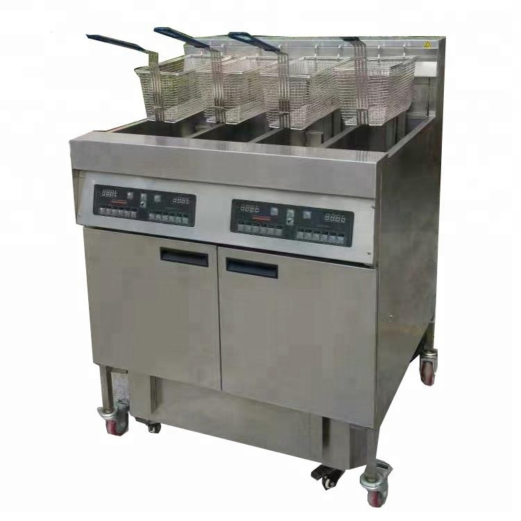 <strong>commercial</strong> electric <strong>deep</strong> <strong>fryers</strong> for restaurant 4 big tanks