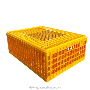 Hot selling plastic poultry transport crate/crate for chicken with low price