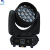 Professional Lighting 19x12w led beam wash zoom moving head stage light